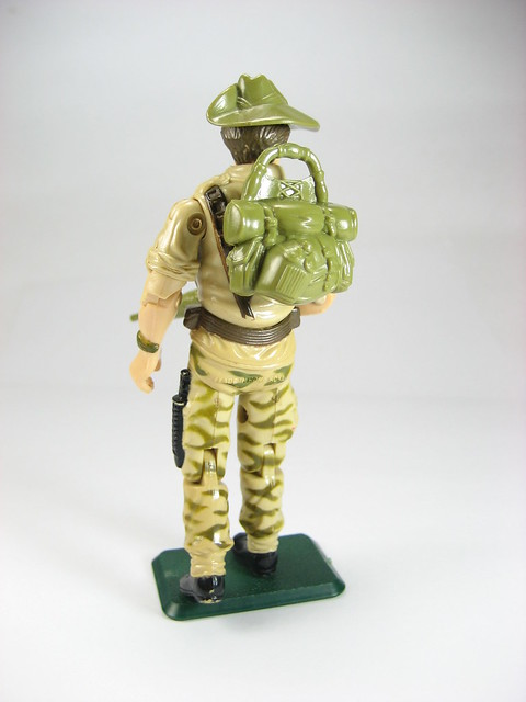 GI Joe Recondo Figure