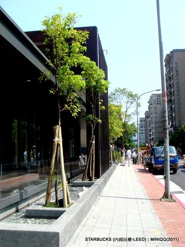 20110530 星巴克內湖民權門市(開幕前)_02