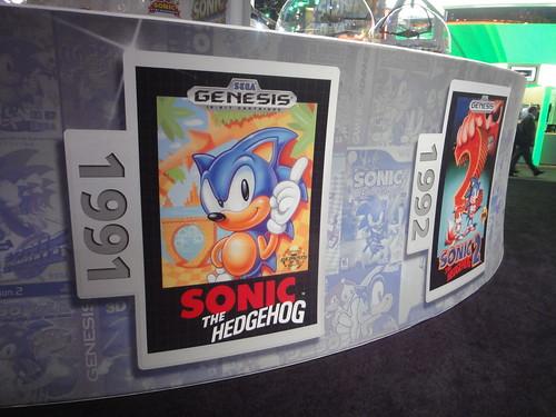 Sonic Timeline