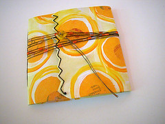orange spots book - cover