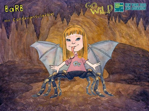 My Wild Self: Conda-antula-bat
