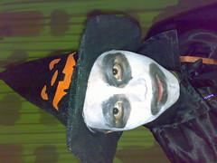 Serious dark eye rings (joantay) Tags: halloween06