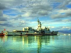 Deniz Müzesi...( Sea Museum) (Nejdet Duzen) Tags: topf25 turkey türkiye soe hdr warship izmir 25faves golddragon favemegroup3 colourartaward savaşgemisi denizmüzesi