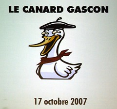 Le Canard Gascon gonfle ses plumes