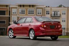 2009 Corolla XRS