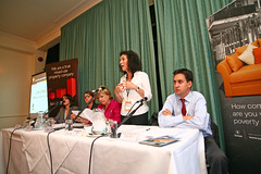 Labour Party conference panel