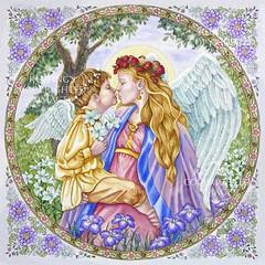 Angels' Kiss ER by Elizabeth Ruffing