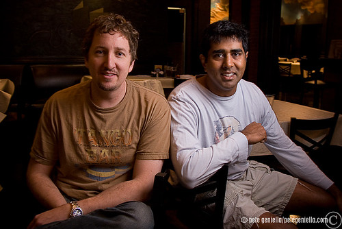 Paul Soter and Jay Chandrashekar