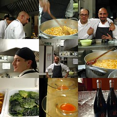 Il Gusto del Territorio 2007,Ristorante The Park,Chef Filippo Gozzoli