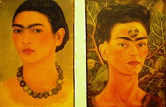 frida kahlo (zakzorah) Tags: artist detroit painter fridakahlo mexicantown expdet120107mextown