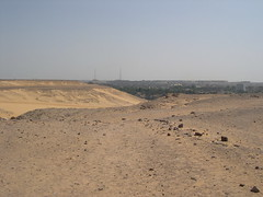 Desert Scene (upyernoz) Tags: sahara egypt aswan ontheroad