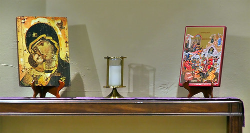 Saint Mary Magdalen Roman Catholic Church, in Saint Louis, Missouri, USA - icons.jpg