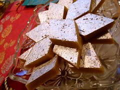 Indian Sweets 5 (DeliciousDelights) Tags: cashews indiansweets mithai ediblesilver