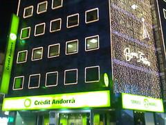 La banca siempre gana (torresburriel) Tags: bancos andorra banca andorralavella