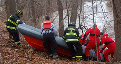 DSC_0007 (firephoto25) Tags: rescue snow ny cold ice water river kayak leicester genesee livingston geneseo mtmorris cuylerville