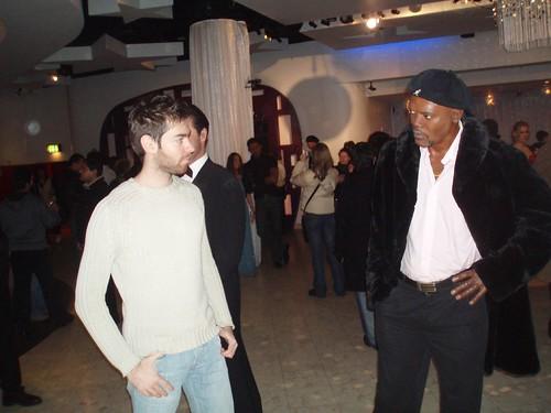Samuel L. Jackson and me!