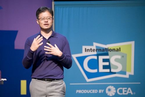 Jerry yang yahoo steps down apply for the post Yahoo CEO