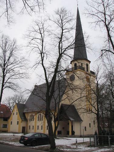 Christus-Kirche Groß Köris