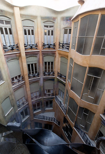 Casa Mila (La Pedrera), Barcelona