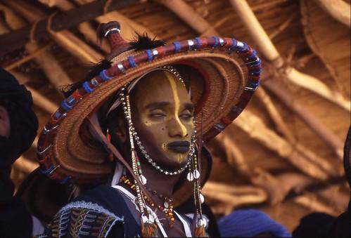 Hombre de Níger