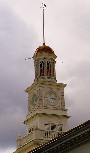 McMinn County Courthouse clock tower