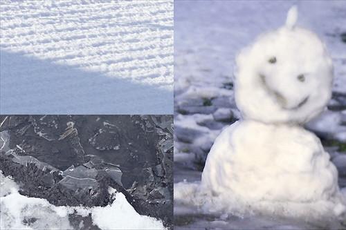 snowy day: bye bye, evil