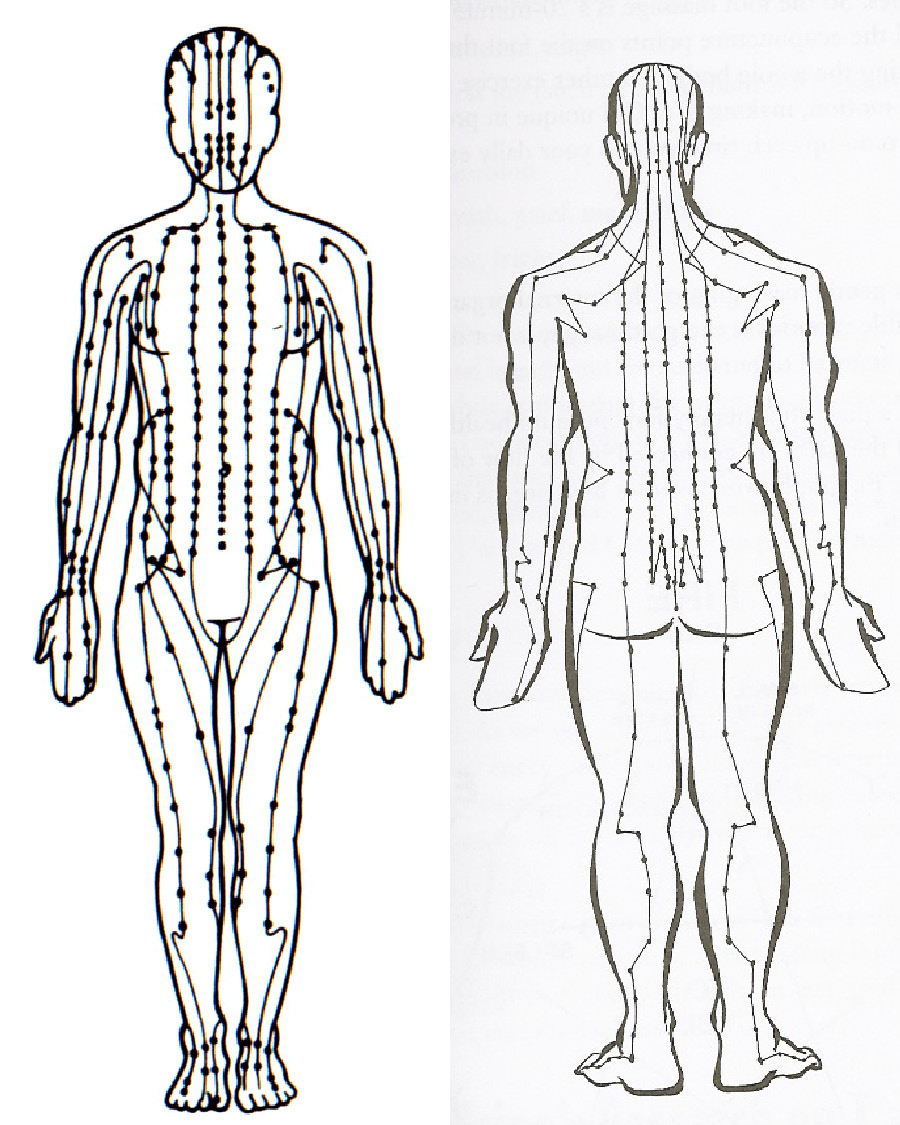Acupuncture Maps