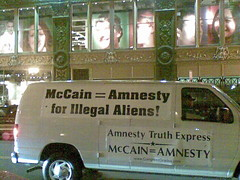 McCain Van