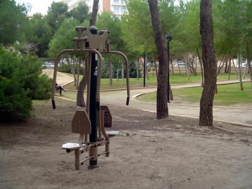 parque de La Ribera de Palma