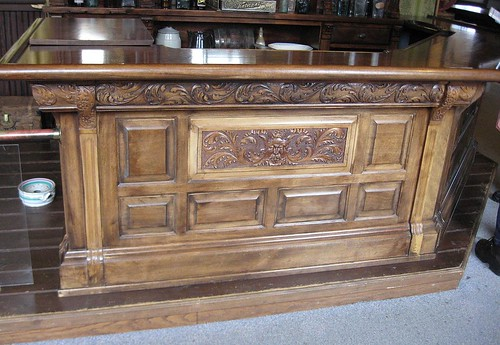 Bar Woodwork
