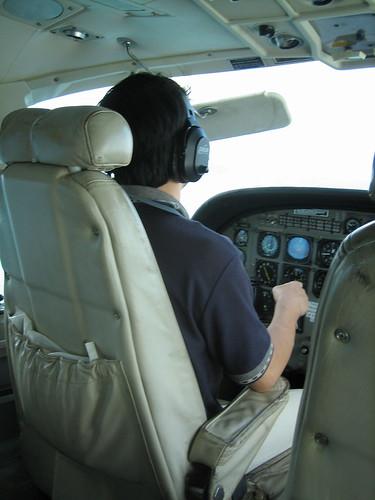 our trusty pilot