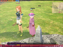 Starry, Me, and our Guild's Stone. (Animestars) Tags: fantasy starry guild nexon devcat animeshadows animestars