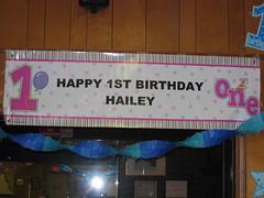Hailey Banner