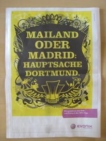 Mailand oder Madrid: Hauptsache Dortmund.