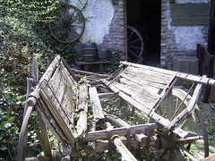 Abandoned wood (chris-dcx) Tags: wood abandoned thechallengegame challengegamewinner