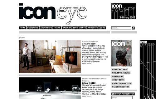 Icon Eye screenshot