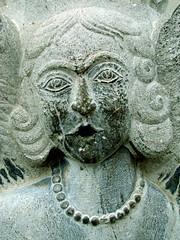 Stony Lady (A.T.E.F.E.H) Tags: stone lady iran 40  esfahan isfahan      chelsotoon    40sotoon   40    stonylady