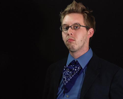 May 08, 2008 : The Handkerchief Necktie
