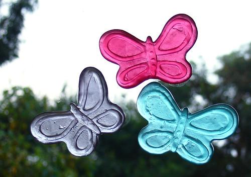 Albanese Butterfly Gummis