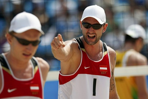 Great Moments in Beach Volleyball of Beijing Olympics - Misty May-Treanor -