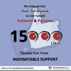 We Extend our Heart-Felt gratitude to our valued patients (bhartieye) Tags: bharti eye eyecare delhi services refractive retina phacoemulsification phacocataract phacoemulisification ophthalmology oculoplasty hospital foundation glucoma glaucoma asthetics care cataract lasik catract laser facebook thanks