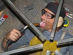 NJW_1511 (Nick Winterhalter) Tags: diy welding gothic warehouse burningman rocket ric maker rocketship raygun metalworking rgr raygungothic sockdolager treehousecrew raygungothicrocket raygungothicrocketship httpwwwraygungothicrocketcom raygunrocketship raygunrocket