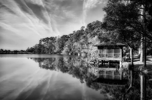 The Boathouse on Long Lake