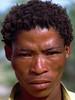 Botswana Kalahari Bushman