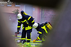 Alarmübung Krankenhaus Hofheim 14.05.11