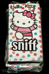 HelloKittyCollection-687420110519.JPG (pameladeutchman) Tags: hello travel canon rebel 50mm kleenex hellokitty tissue kitty sanrio collection pack sniff 365 t2i