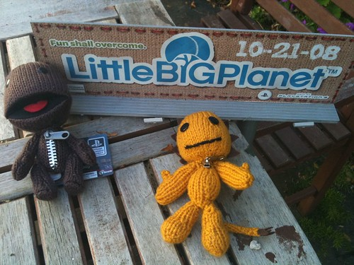 the littlebigplanet collection
