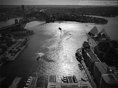 Circular Quay, Sydney, NSW, Australia (Bass Photography) Tags: ferry buildings harbour sydney circularquay operahouse harbourbridge sydneyharbour ferryterminal cahill blackwhitephotos
