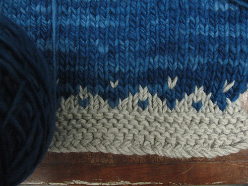 The Fairisle Hem
