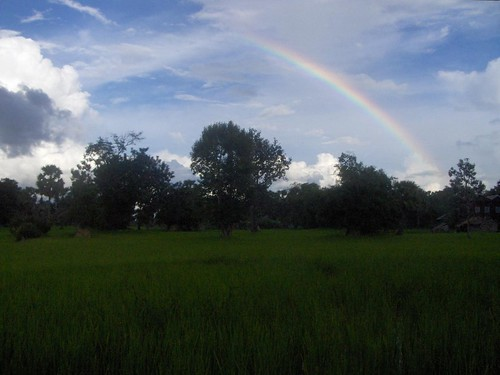Cambodian Rainbow